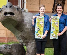 Megafauna Discovery Trail - Accommodation Redcliffe
