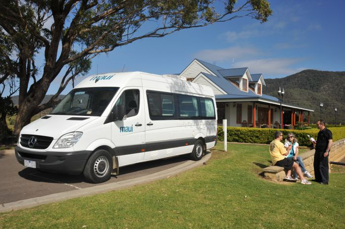 maui motorhomes - Accommodation Redcliffe