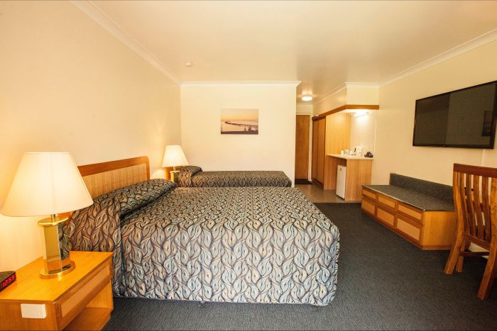 Comfort Inn Bay of Isles - Accommodation Redcliffe