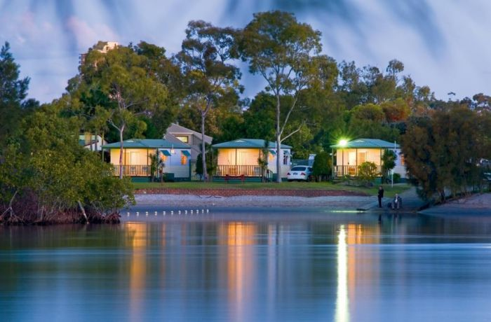Boyds Bay Holiday Park - Accommodation Redcliffe
