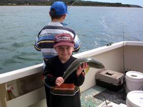 Tory M Fishing Charters - Accommodation Redcliffe