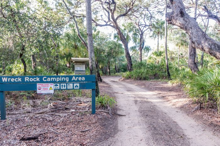 Deepwater National Park Camping Ground - Accommodation Redcliffe
