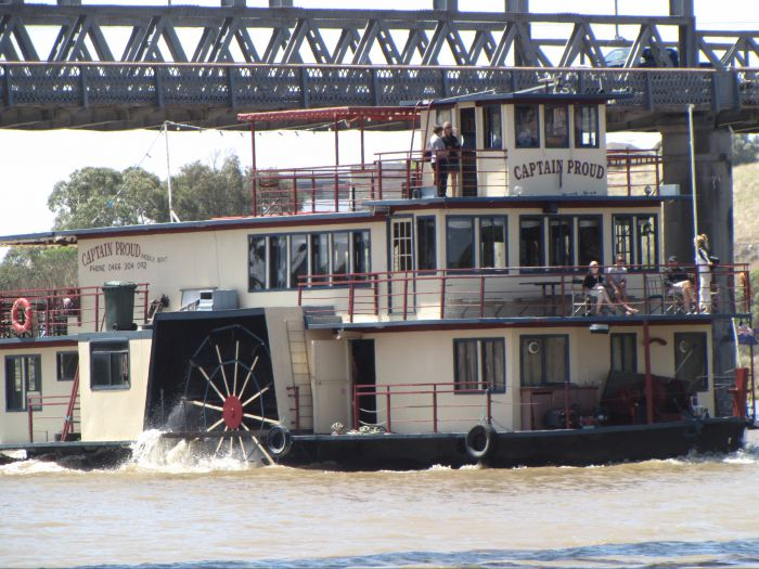 Captain Proud Paddleboat Cruises - Accommodation Redcliffe