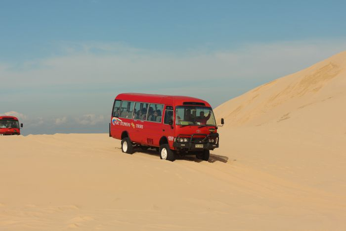 Port Stephens 4WD Tours - Accommodation Redcliffe