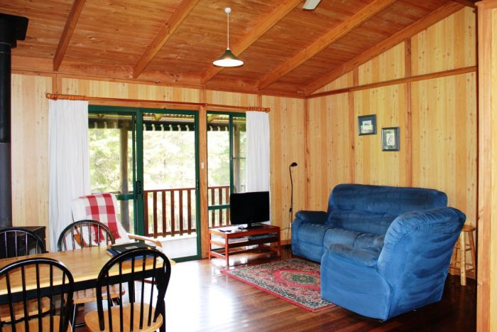 Hawke Brook Chalets - Accommodation Redcliffe
