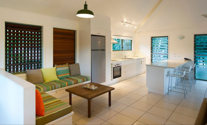 The Retreat Beach Houses - Accommodation Redcliffe