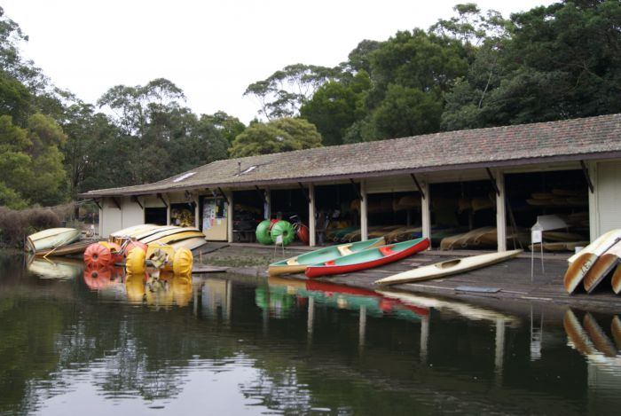 Audley Boatshed - Accommodation Redcliffe