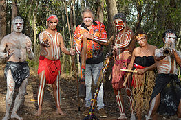 Didgeridoo Jam in the Park - Accommodation Redcliffe