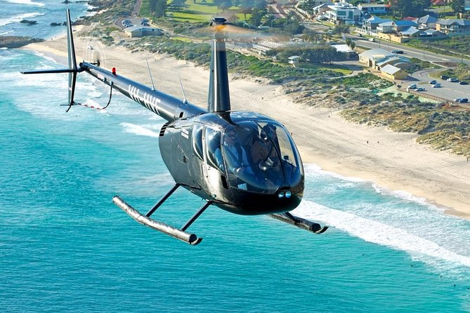 Perth Beaches Helicopter Tour from Hillarys Boat Harbour - Accommodation Redcliffe