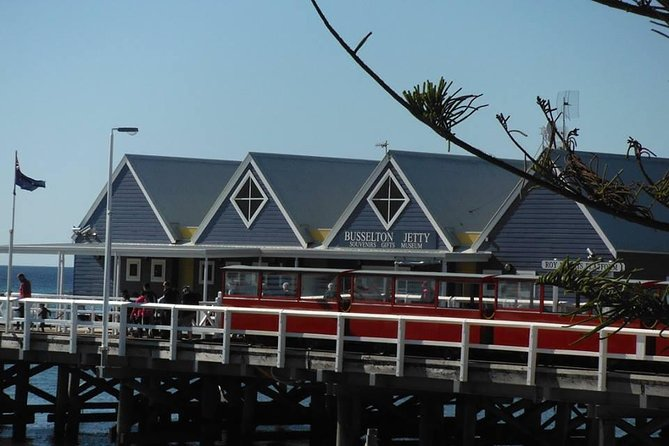 Busselton Jetty Including Train Ride and Underwater Observatory Tour - Accommodation Redcliffe