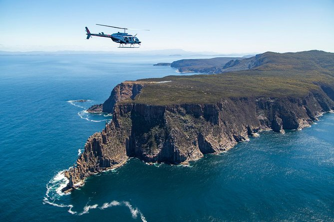 30-Minute Two Capes and Tasman Helicopter Flight from Port Arthur - Accommodation Redcliffe