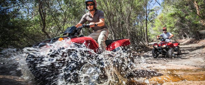 Quad Bike 2-Hour Adventure Freycinet National Park - Accommodation Redcliffe