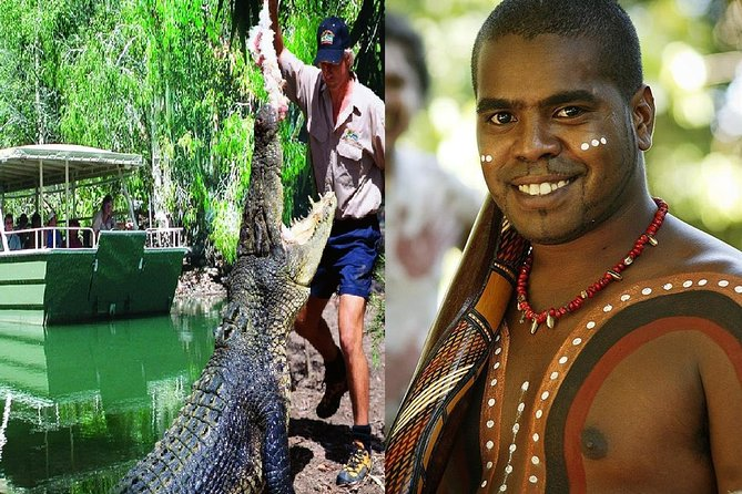Hartley's Crocodile Adventures and Tjapukai Cultural Park Day Trip from Cairns - Accommodation Redcliffe