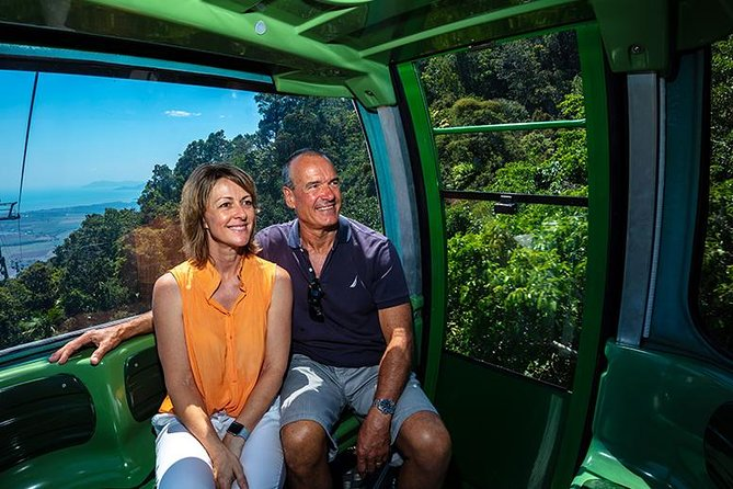 Skyrail Rainforest Cableway Day Trip from Palm Cove - Accommodation Redcliffe