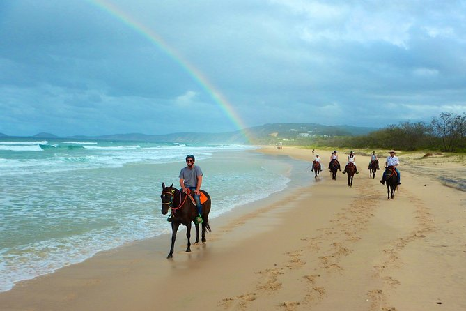 Rainbow Beach Horse Ride - Accommodation Redcliffe