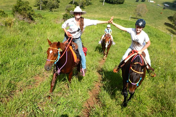 Country Day Ride from Mt Goomboorian with Rainbow Beach Horse Rides - Accommodation Redcliffe