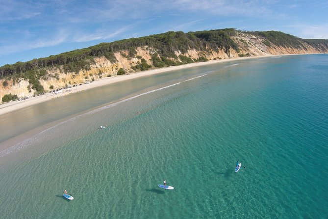 Stand Up Paddle Double Island Lesson - Accommodation Redcliffe