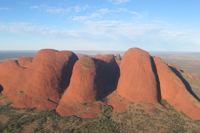 Kata Tjuta and Uluru Grand View Helicopter Flight - Accommodation Redcliffe
