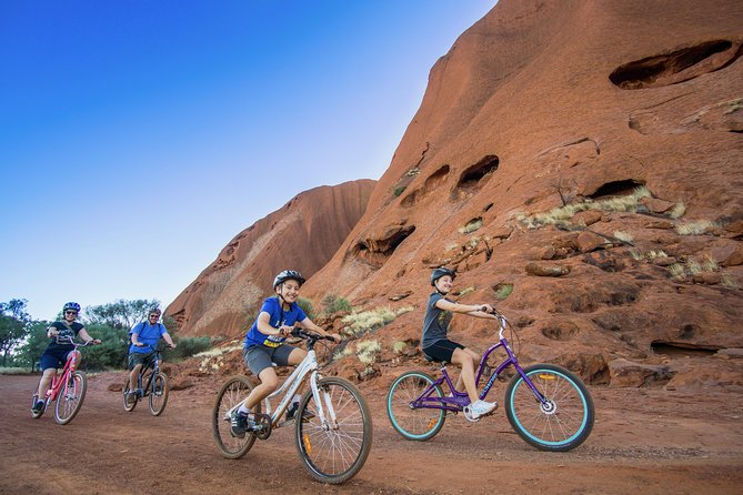Outback Cycling Uluru Bike Ride - Accommodation Redcliffe