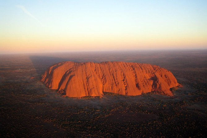 Fixed-Wing Scenic Flight from Uluru Ayers Rock
