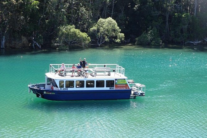Brunswick Heads Rainforest Eco-Cruise - Accommodation Redcliffe