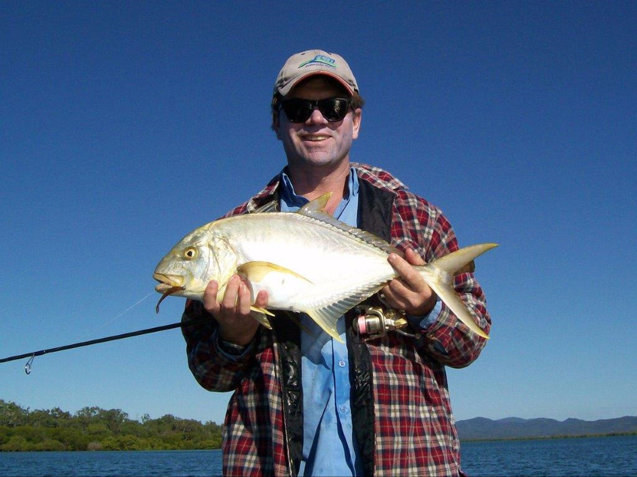 Barramundi to Trevally  A Seaforth Fishing Adventure - Accommodation Redcliffe