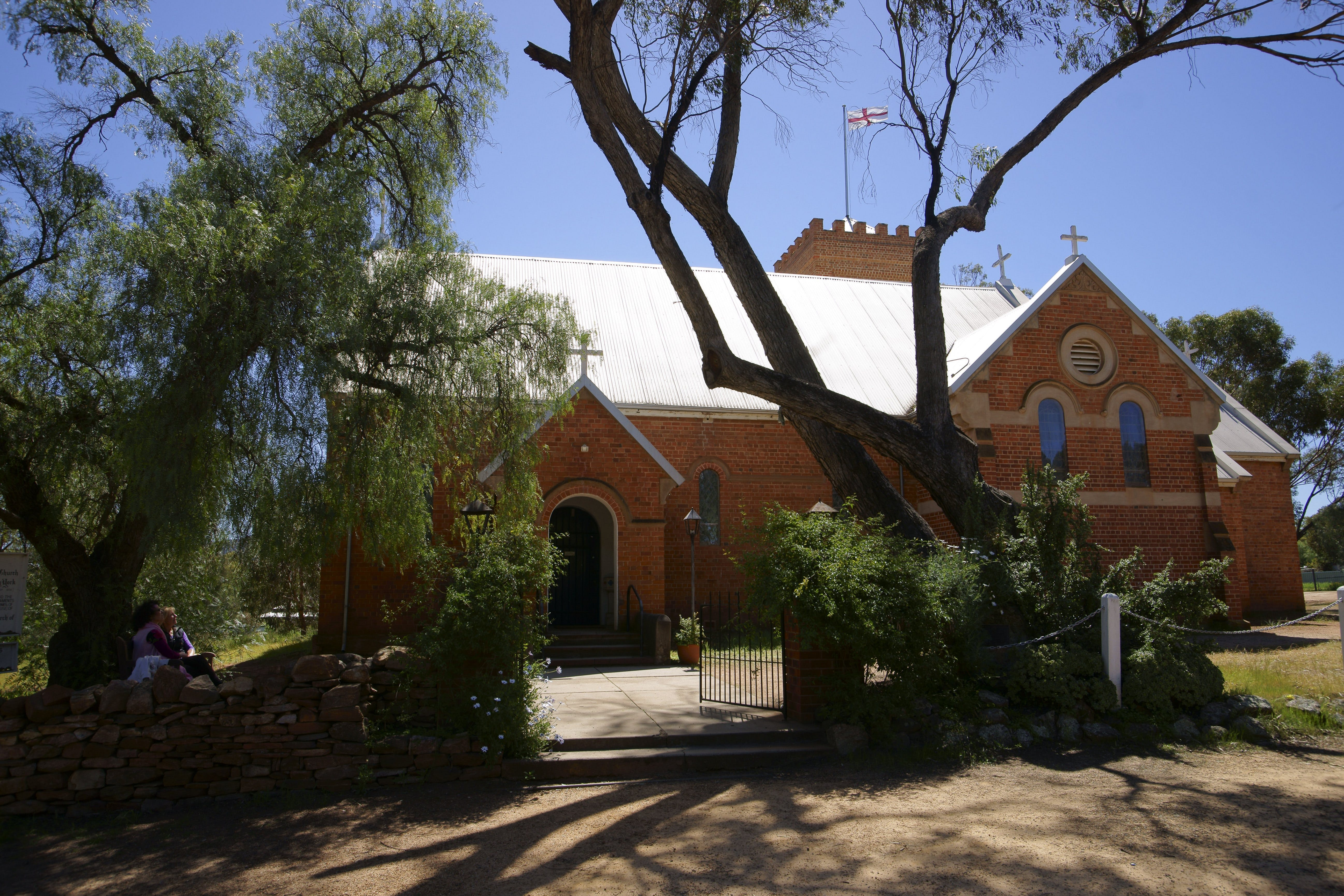 Holy Trinity Anglican Church - Accommodation Redcliffe