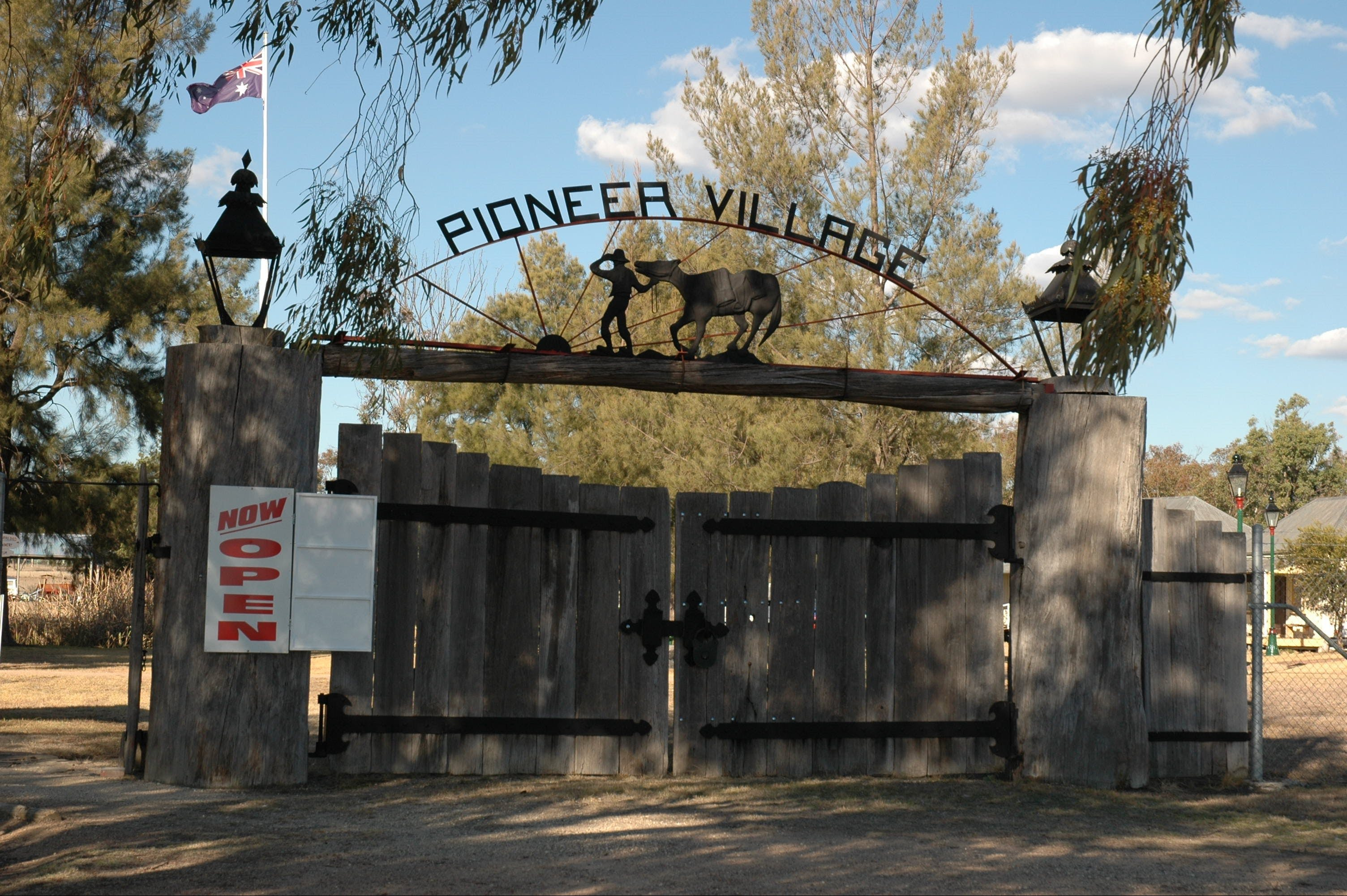 Inverell Pioneer Village - Accommodation Redcliffe