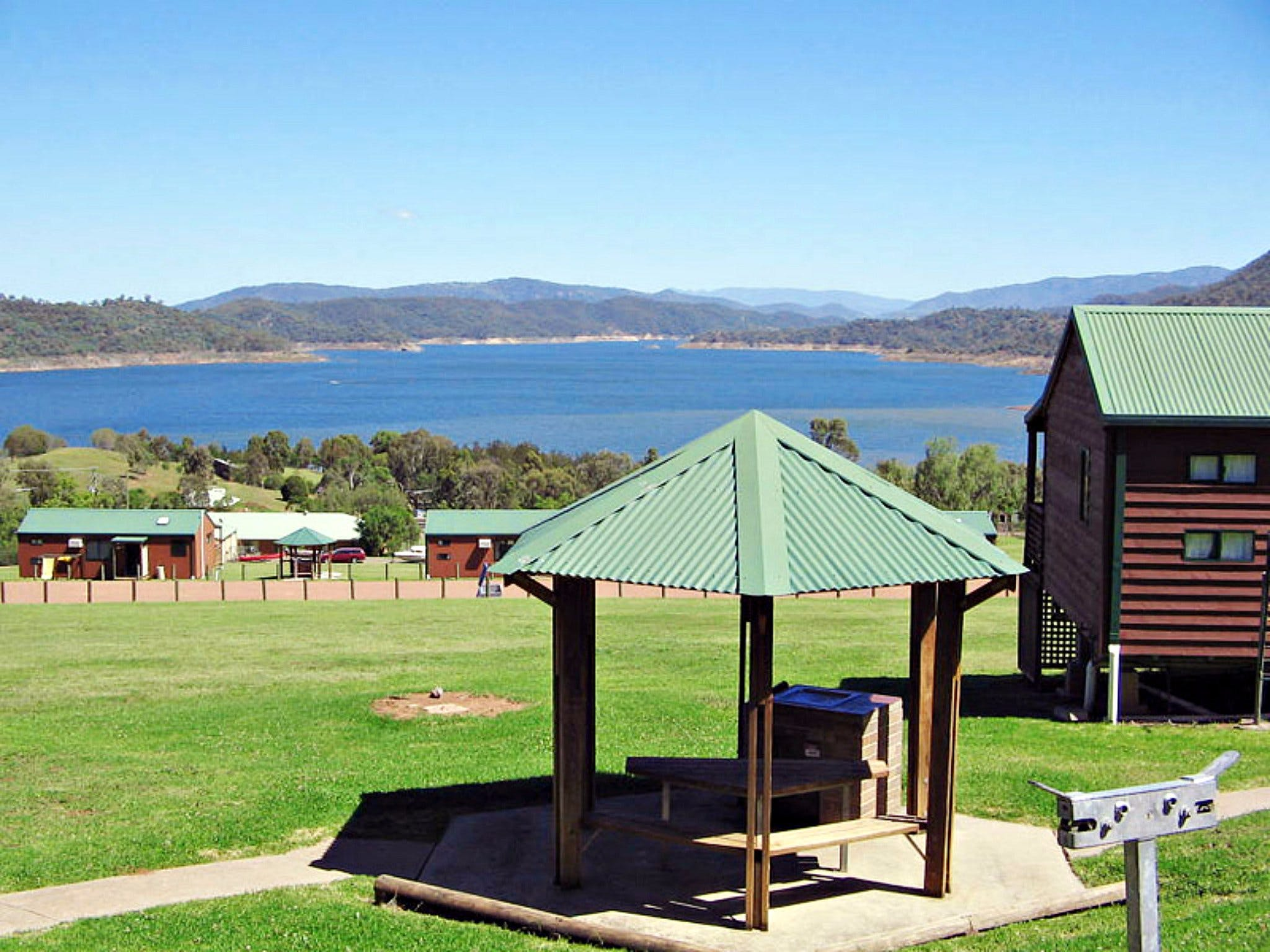 Lake Glenbawn Recreation Area - Accommodation Redcliffe