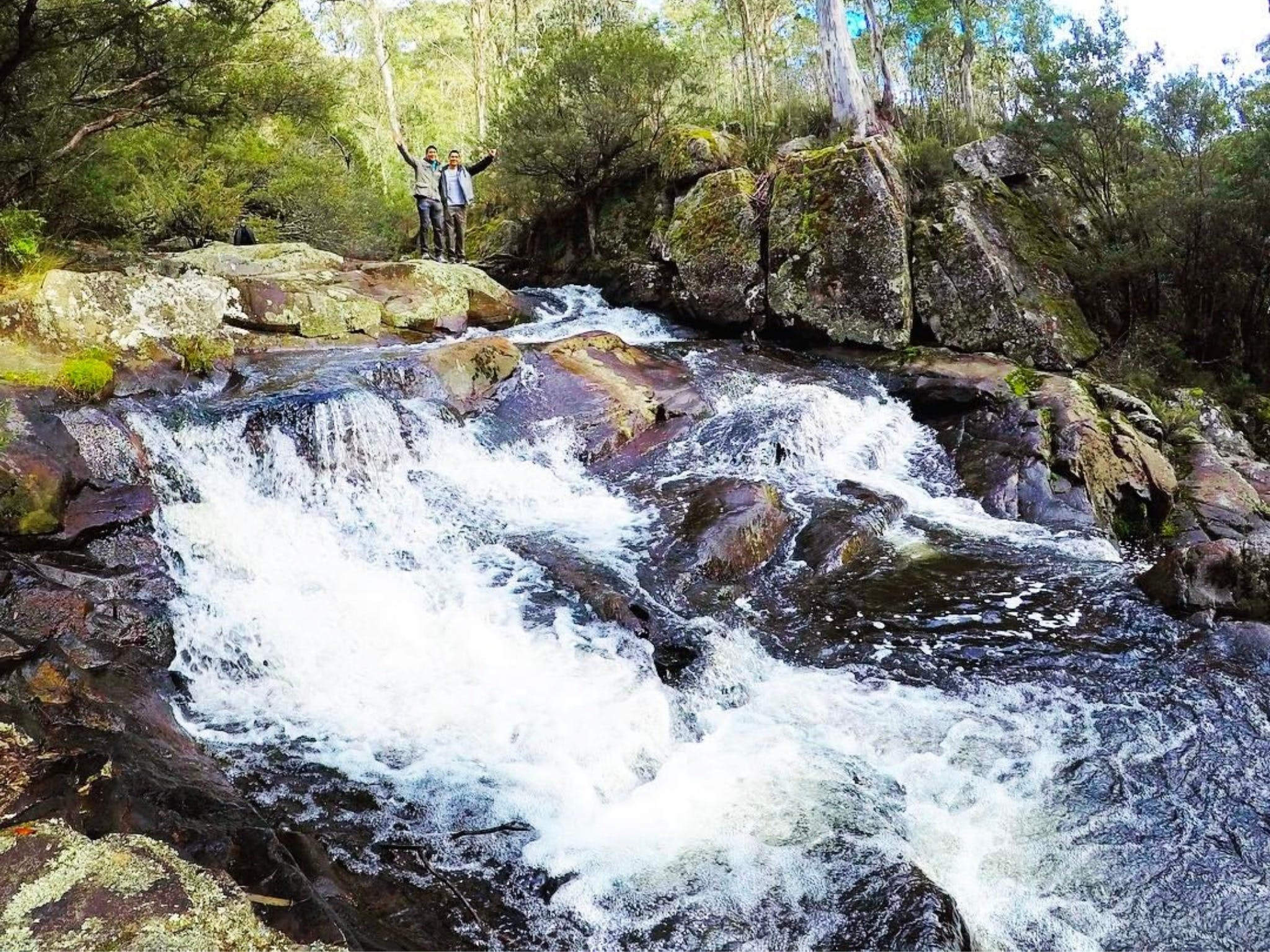 Polblue Falls - Accommodation Redcliffe