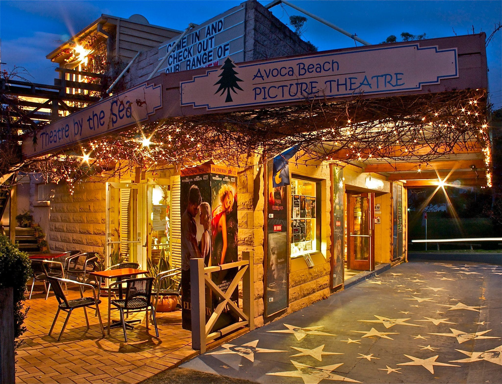 Avoca Beach Picture Theatre - Accommodation Redcliffe