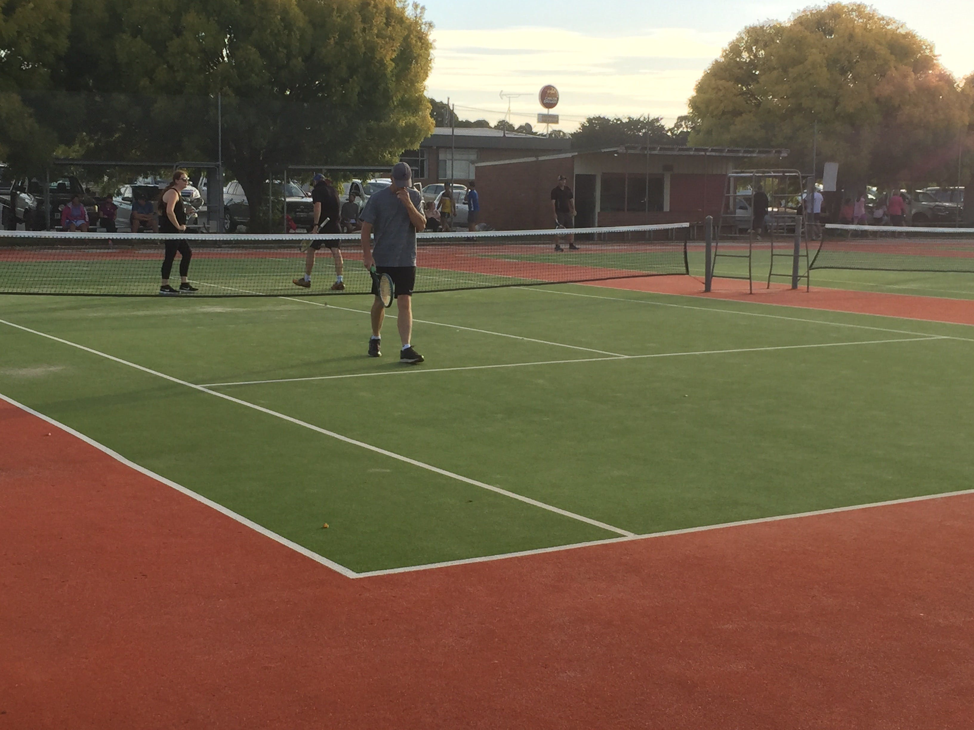 Crookwell Tennis Courts - Accommodation Redcliffe