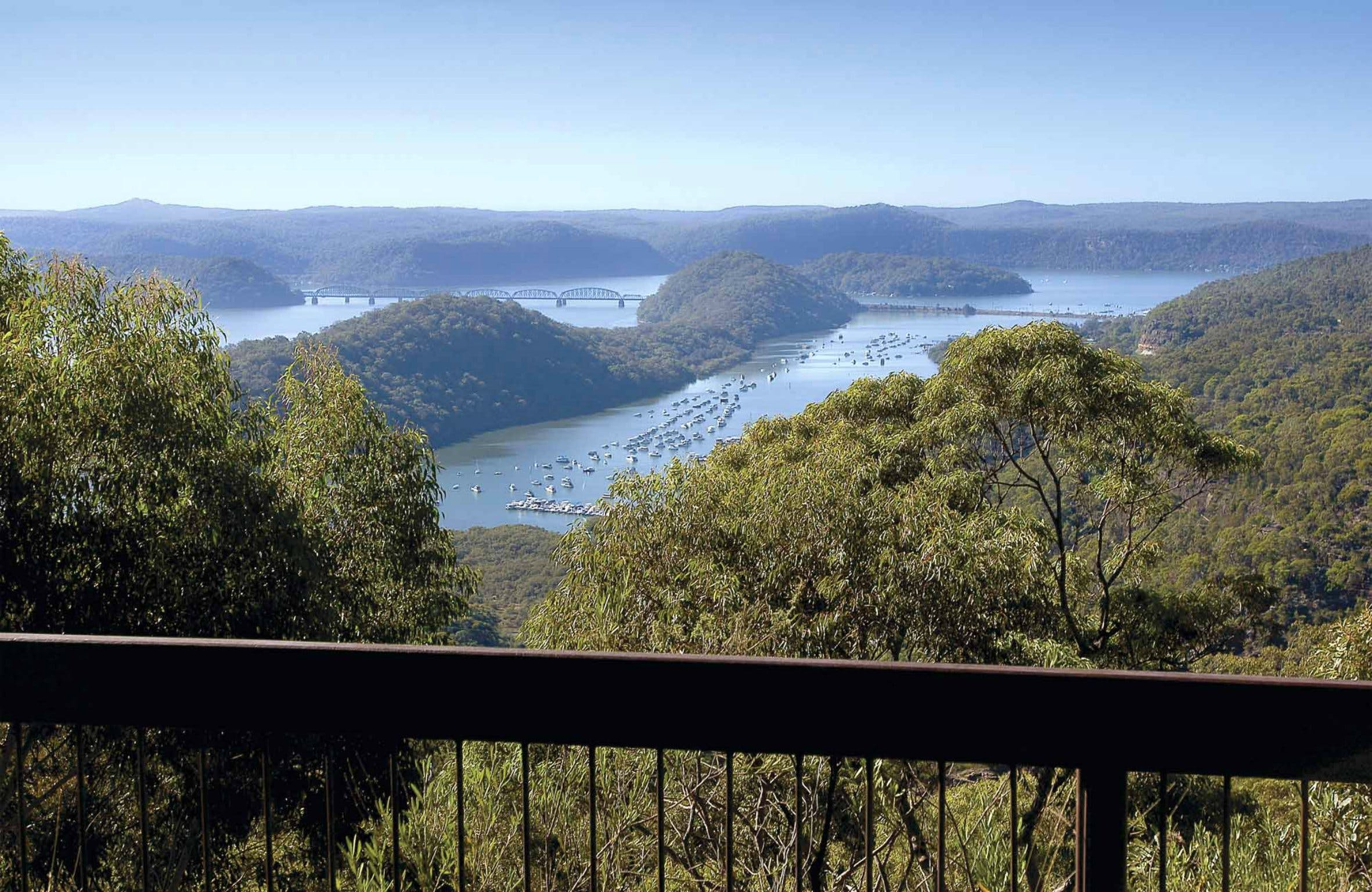 Muogamarra Nature Reserve - Accommodation Redcliffe