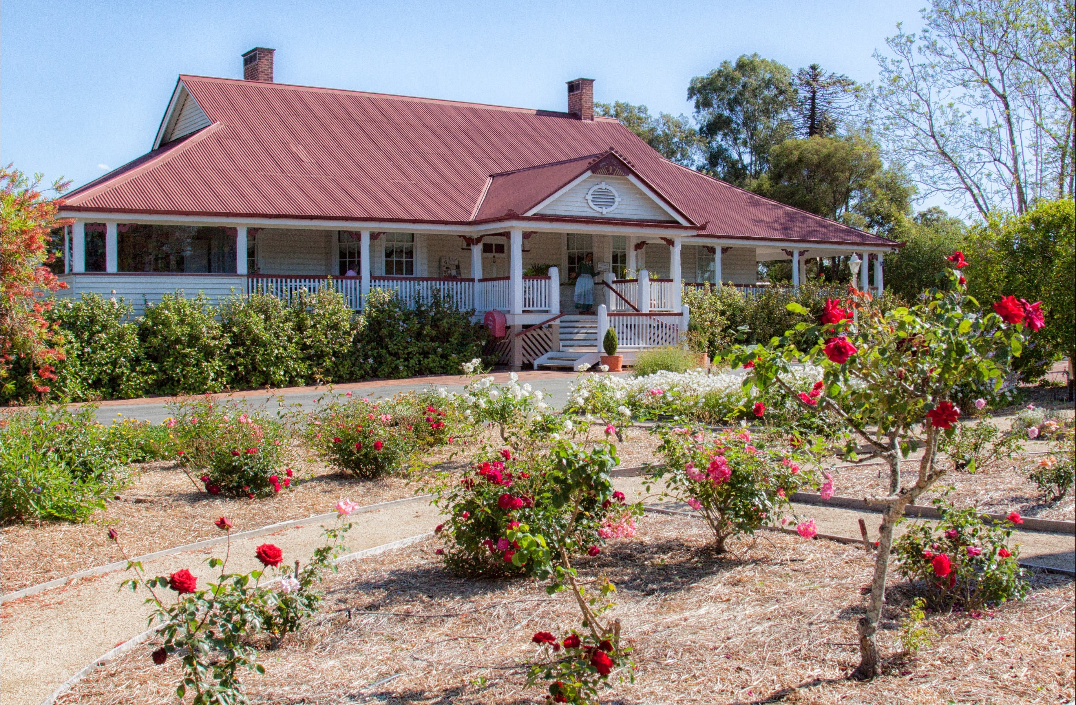 Ringsfield House Nanango - Accommodation Redcliffe