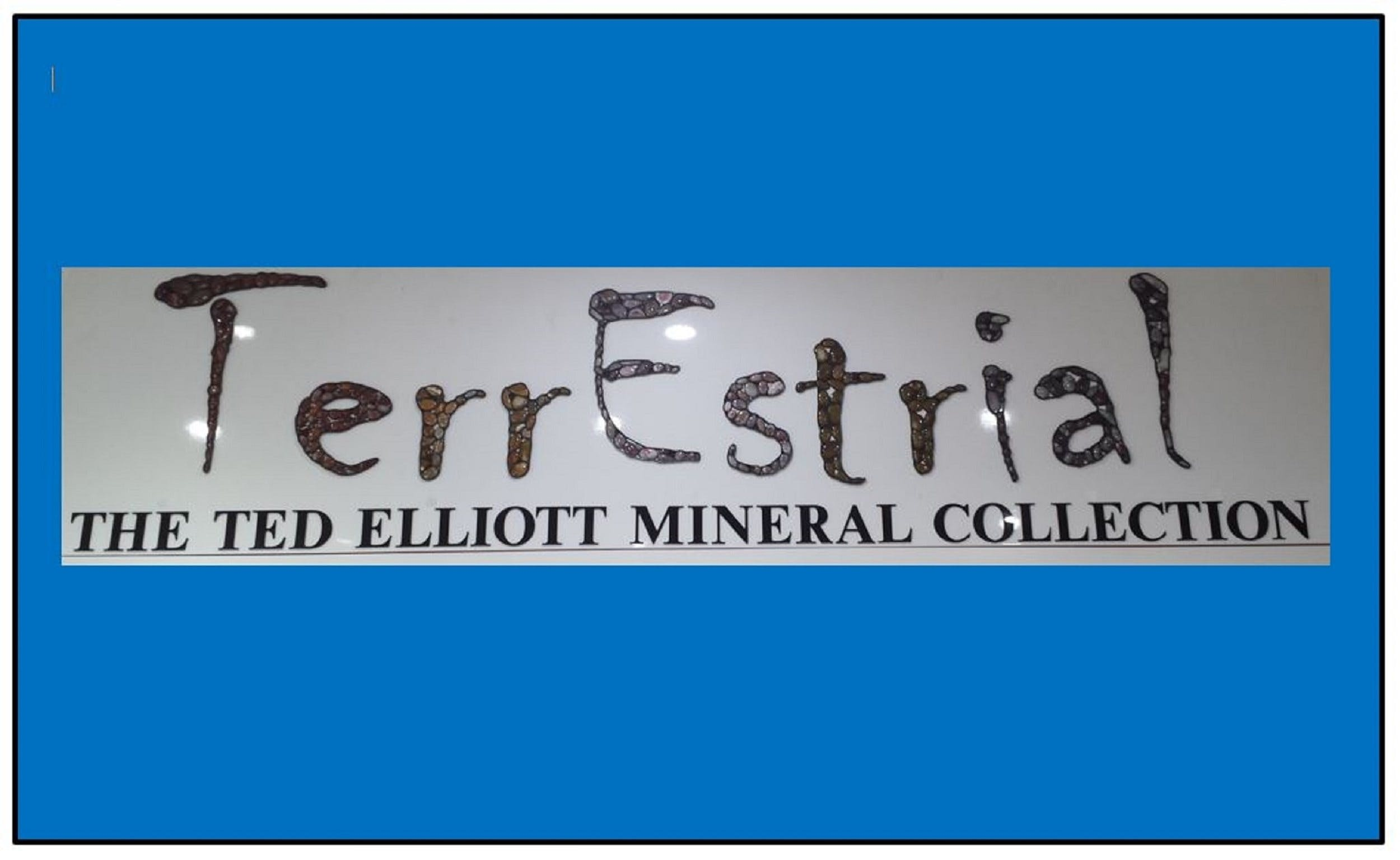 The Ted Elliott Mineral Collection - Accommodation Redcliffe