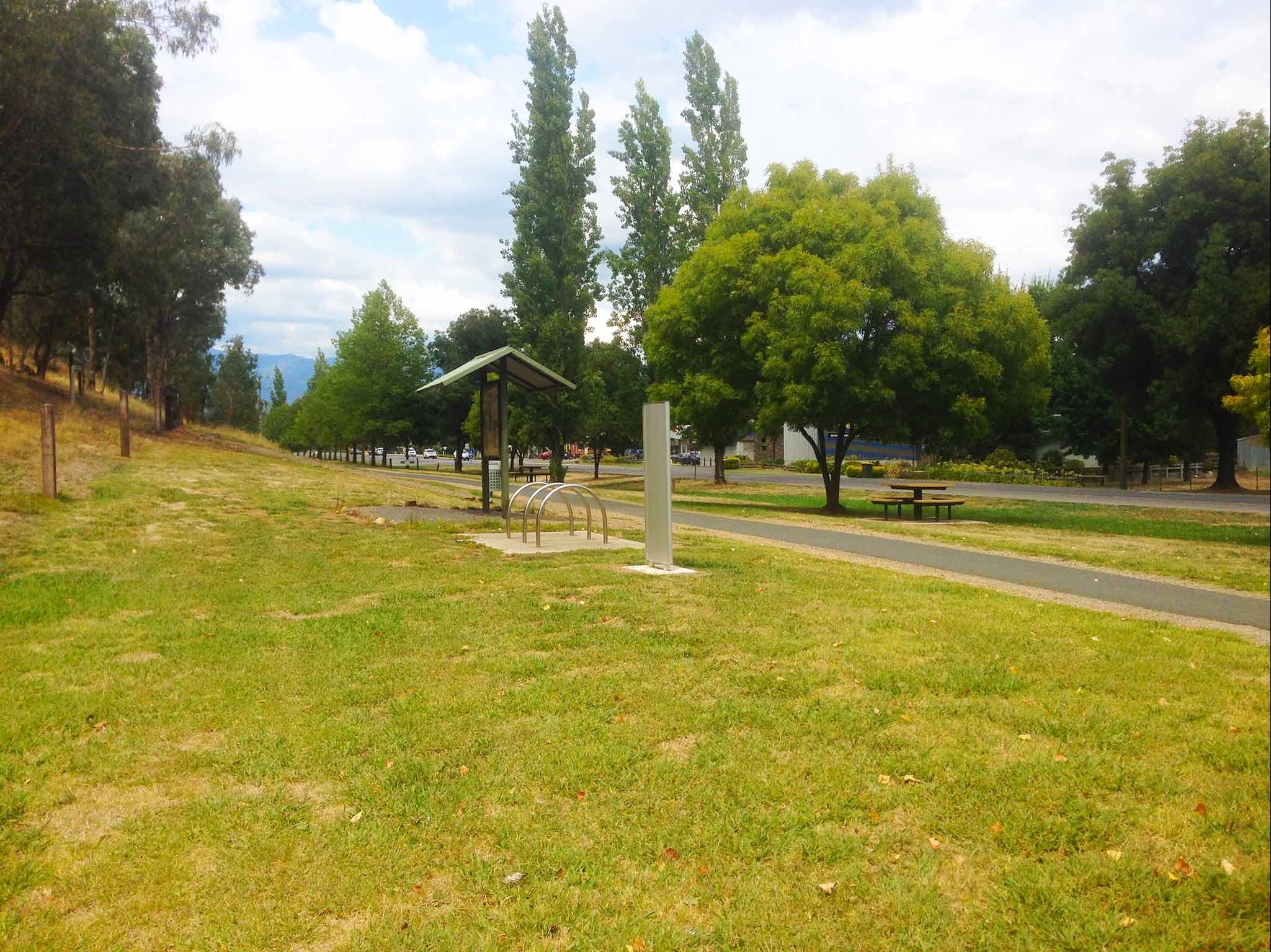 Taylors Gap to Myrtleford 10.5 km - Accommodation Redcliffe