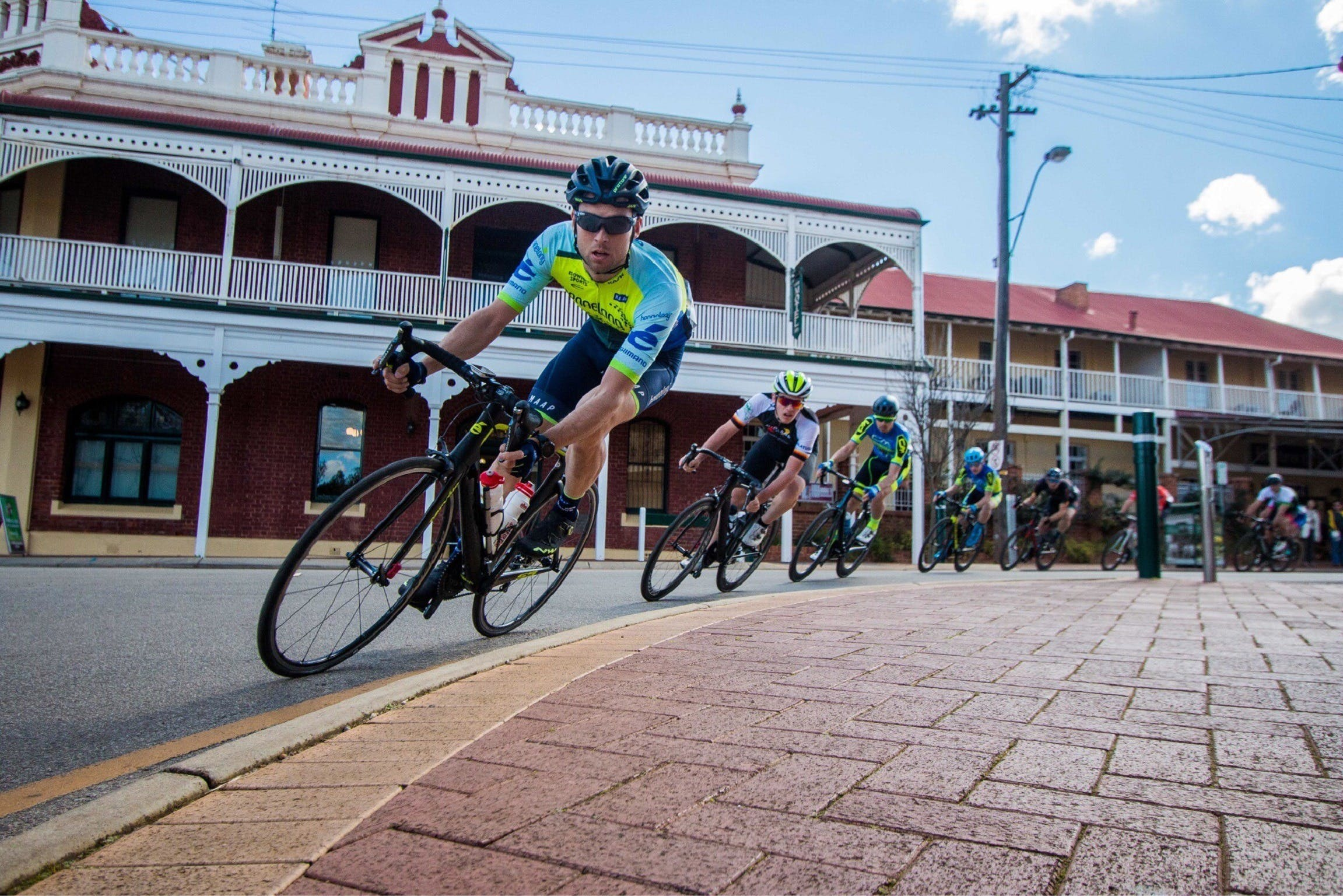 The West Side Story - Avon River Cycle Trail - Accommodation Redcliffe