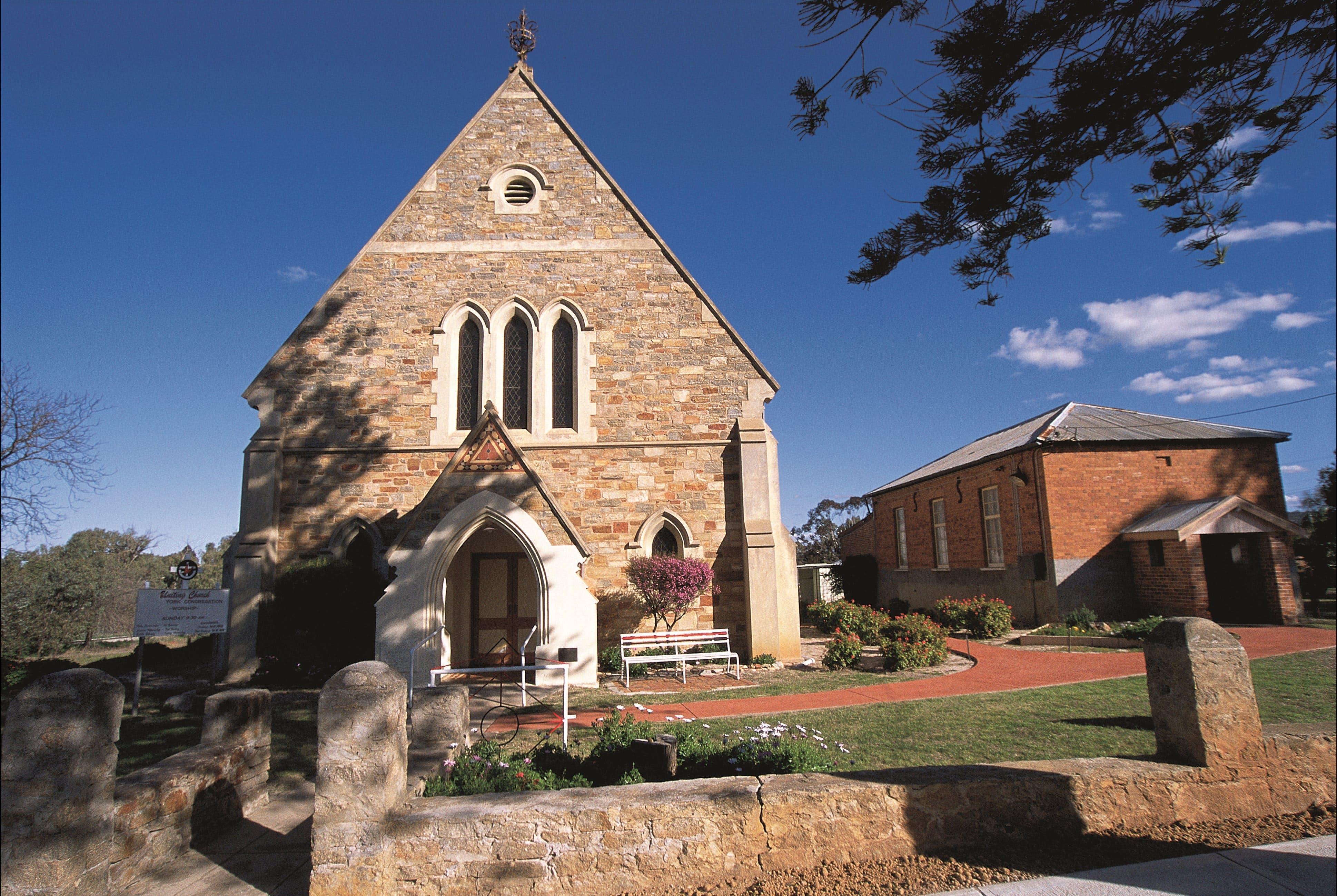 Uniting Church - York - Accommodation Redcliffe
