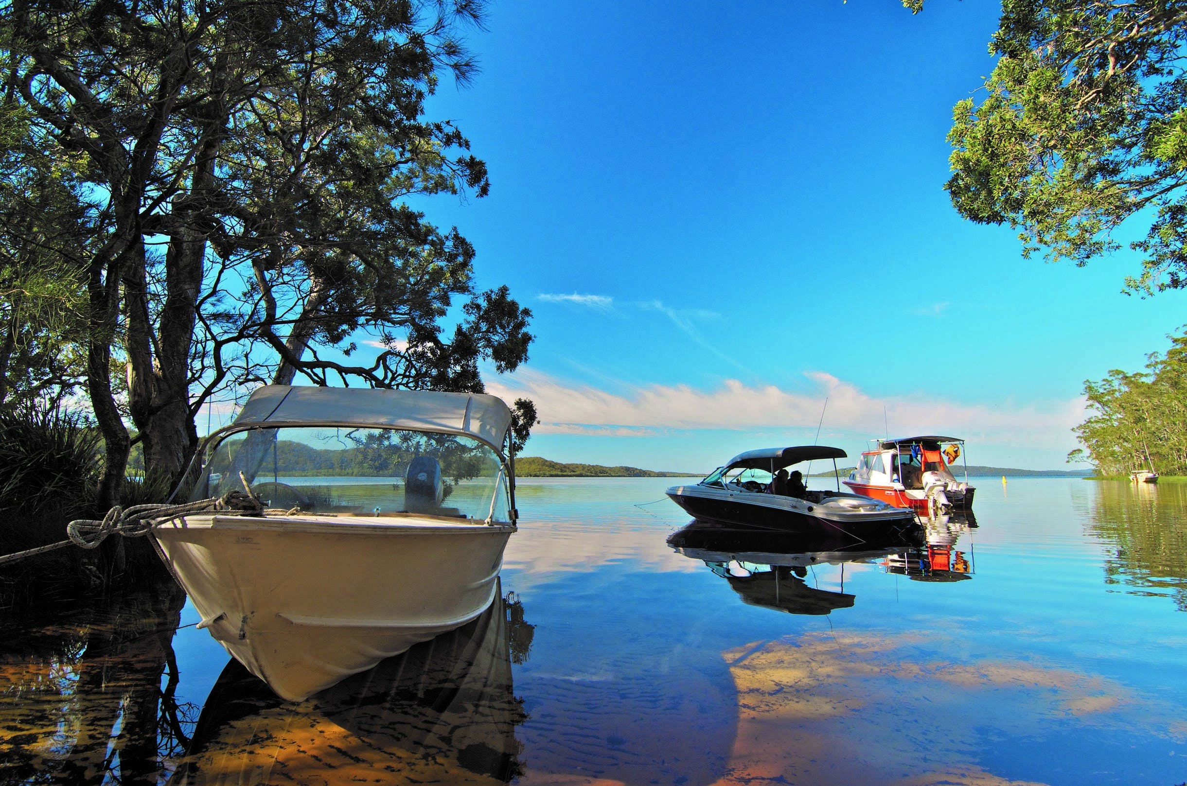 Myall Lakes National Park - Accommodation Redcliffe
