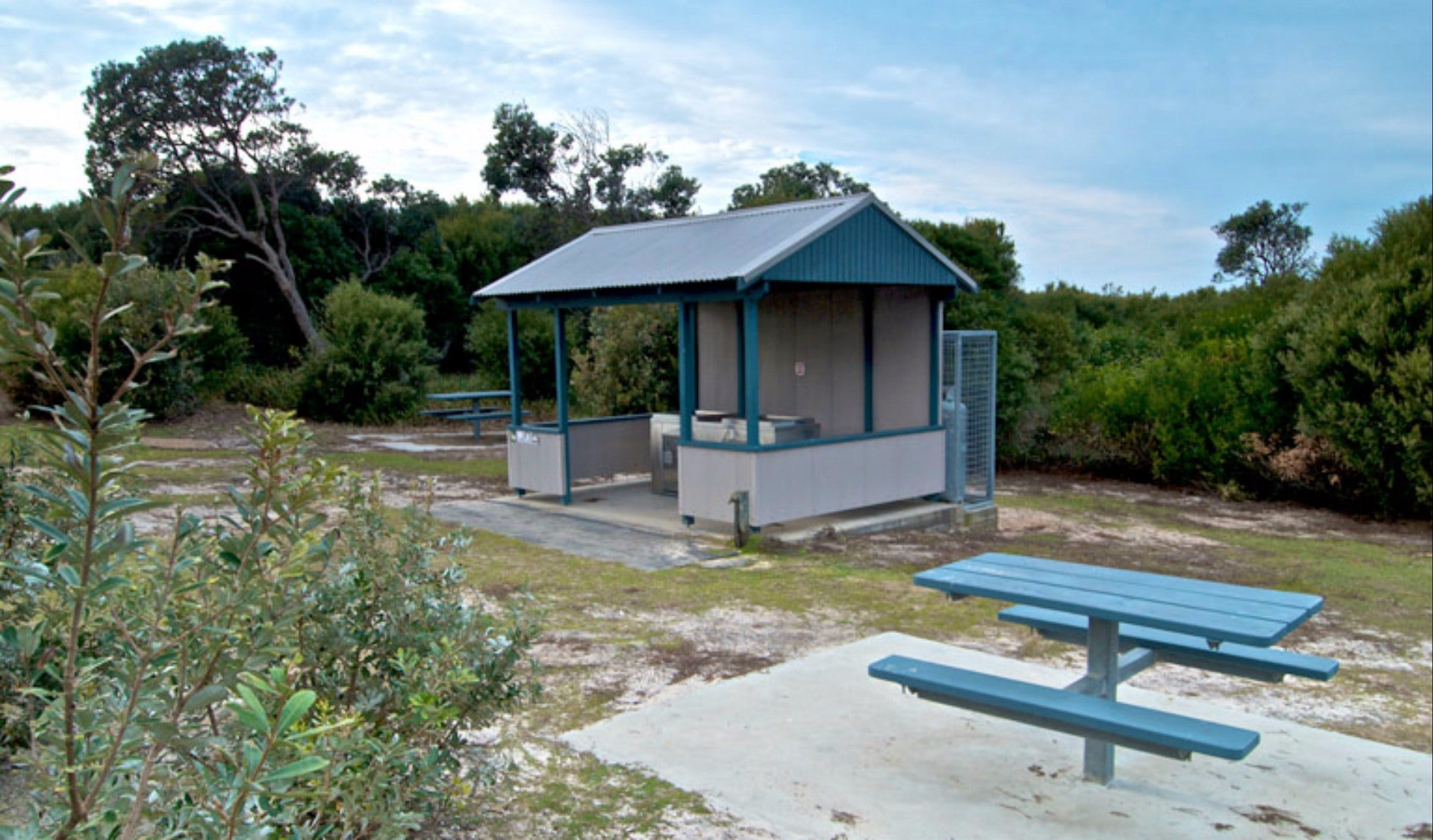 Tea Tree picnic area and lookout - Accommodation Redcliffe