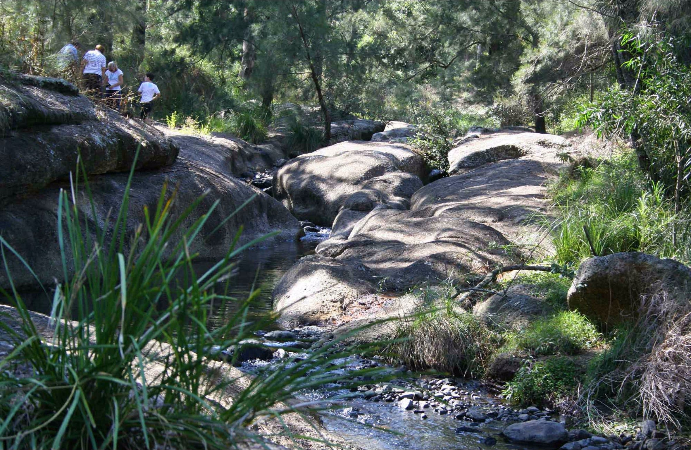 Washpools waterhole - Accommodation Redcliffe