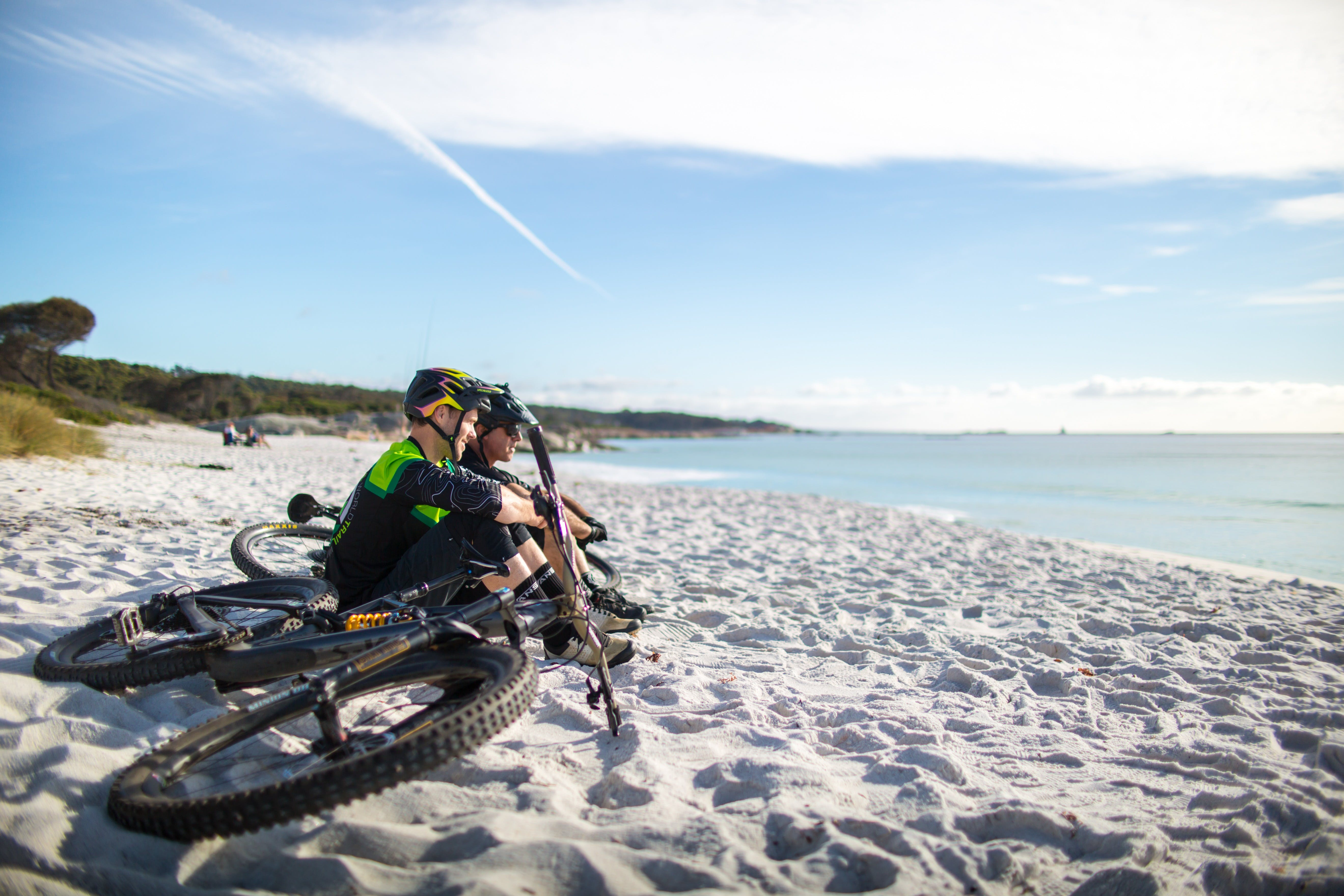 St Helens Mountain Bike Trails - Accommodation Redcliffe