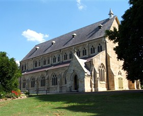St Peters Anglican Church - Accommodation Redcliffe