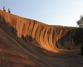 Wave Rock - Accommodation Redcliffe