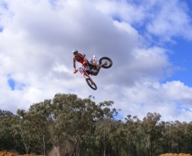 Goanna Tracks Motocross and Enduro Complex - Accommodation Redcliffe