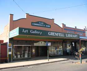 Grenfell Art Gallery - Accommodation Redcliffe