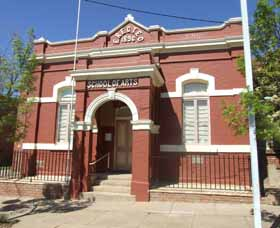 Grenfell Historical Museum - Accommodation Redcliffe