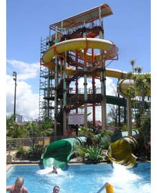 Ballina Olympic Pool and Waterslide - Accommodation Redcliffe