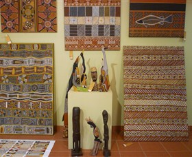 Tiwi Design Aboriginal Corporation - Accommodation Redcliffe