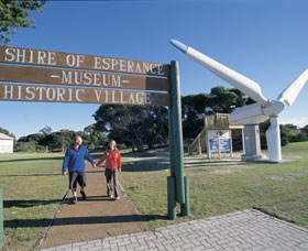 Esperance Municipal Museum - Accommodation Redcliffe